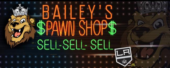 Baileys Pawn Shop Logo