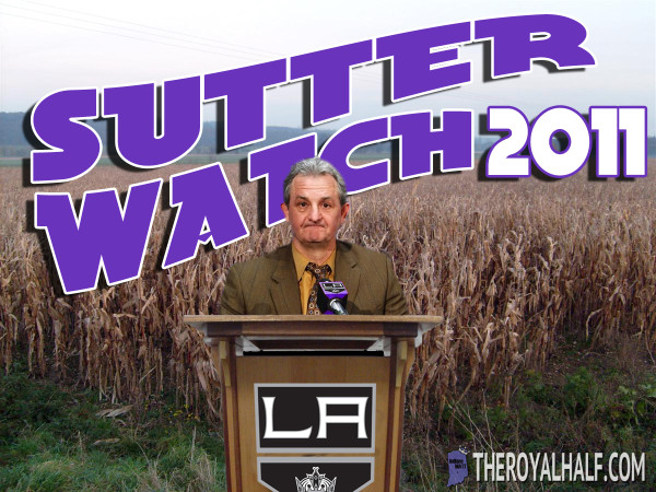 Darryl Sutter Watch LA Kings