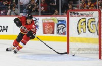 Flames Empty Net