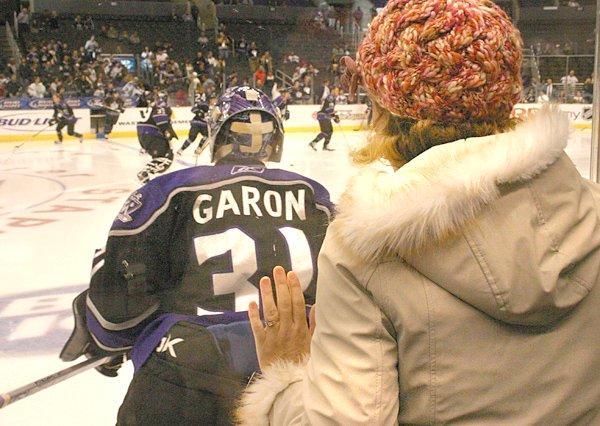Garon back