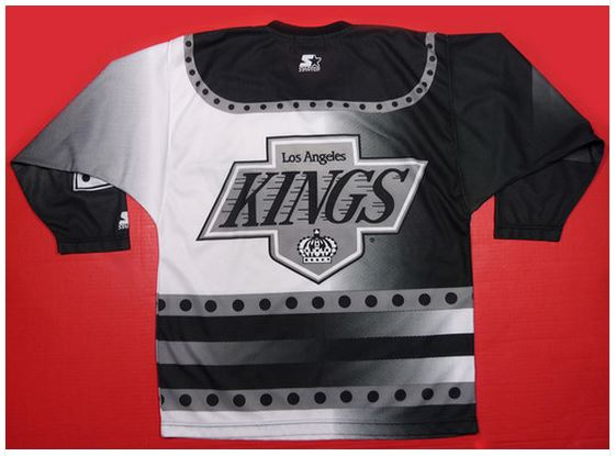 Hip Hop LA Kings Reversable Jersey - Hockey Hoarders