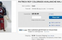 Patrick Roy - Colorado Avalanche Come at Me Bro Action Figure -  Hockey Hoarders