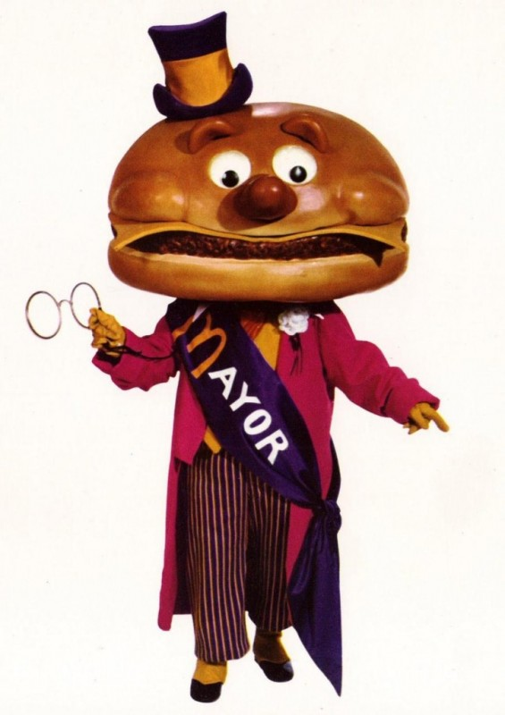 Mayor McCheese - McDonald's