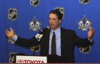 Dean Lombardi: Wizard - The Royal Half