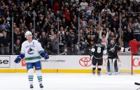LA Kings defeat Vancouver Canucks January 13 - The Royal Half