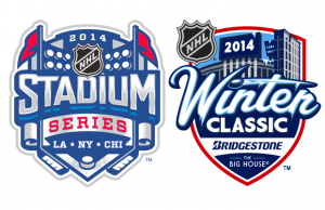 Winter Classic vs. Stadium Series