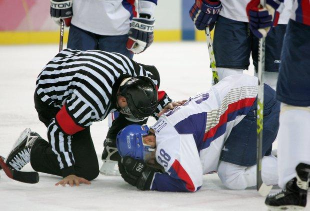 Ice Hockey - Slovakia v Czech Republic - QF