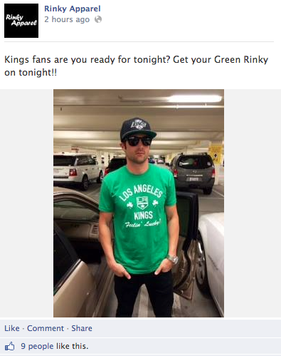 Kings Fan Green2