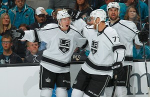 Los Angeles Kings v San Jose Sharks - Game Five