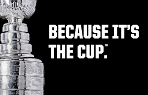 Because Its the Cup
