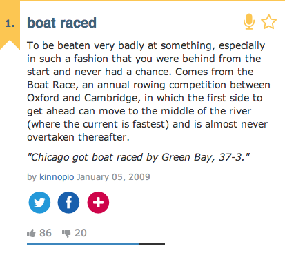 Boatracing Actual