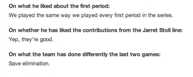 Darryl Sutter quotes courtesy of lakingsinsider.com