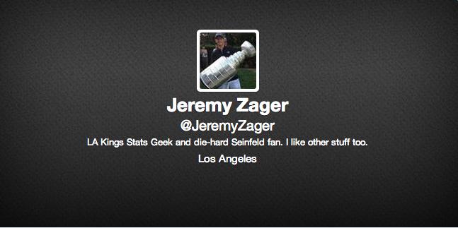 Zager Twitter