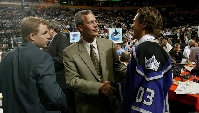 Murray and 2003 draft bust Jeff Tambellini