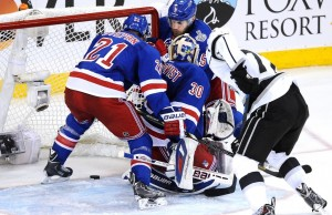 LA Kings get snowjobbed by Rangers in Game 4