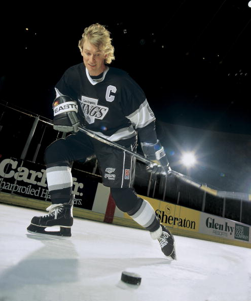 Los Angeles Kings Wayne Gretzky