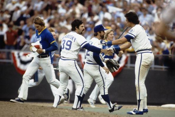 1980 World Series - Phillies v Royals