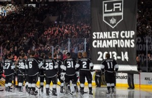LA Kings 2013-14 Banner