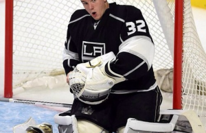 NHL More Scoring Jonathan Quick Kings