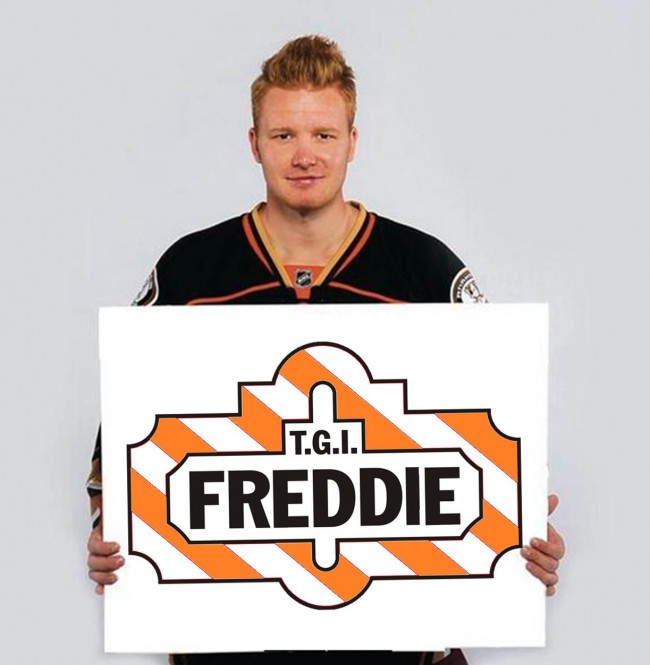 TGI Freddie