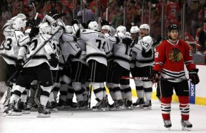 Los Angeles Kings v Chicago Blackhawks - Game Seven