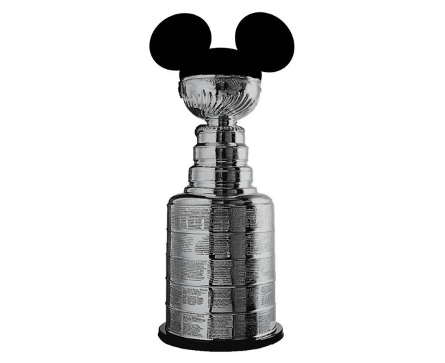 Disney Stanley Cup