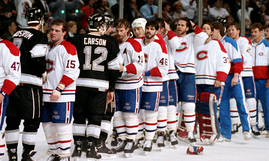 Trh Gameday 30 Montreal Canadiens 21 Years Later