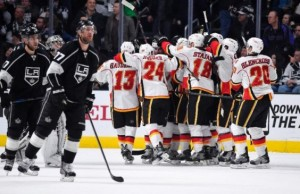 Flames Kings Hockey-1