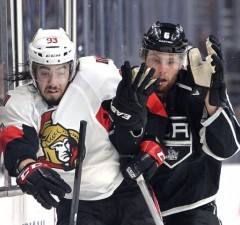 Hammond Senators shutout Kings 1-0