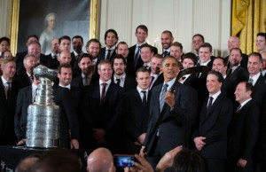 LA Kings White House