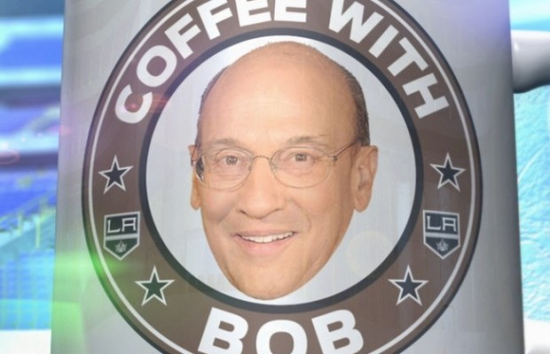 Coffee with Bob