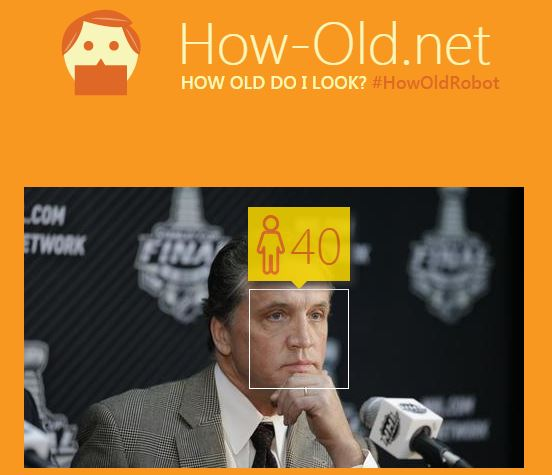 40 - Lombardi - How Old Do I Look