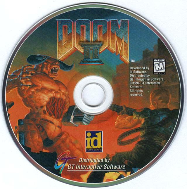 Doom II CD