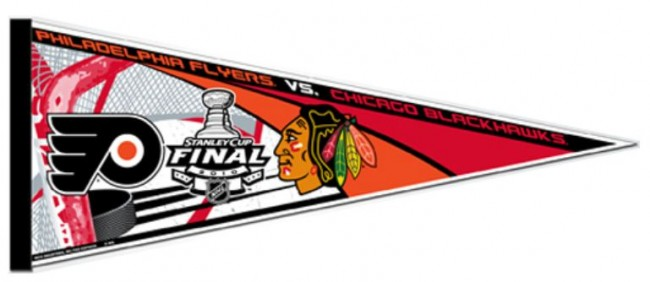 FLYRPENT4_Flyers vs Black Hawk_Champ_Pennant