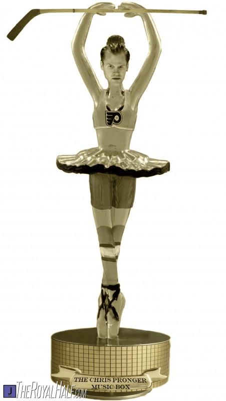 pronger ballerina final