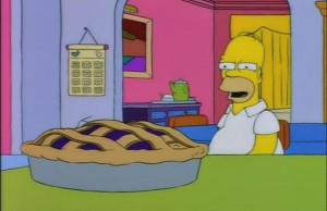 homer pie