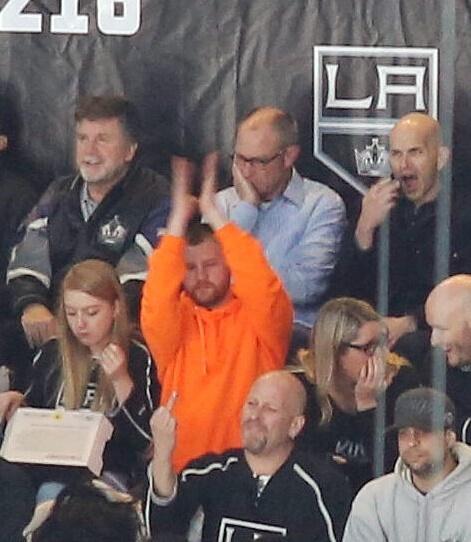Ducks Fan Clap