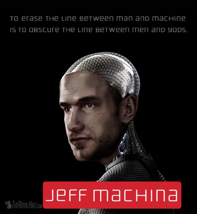 Ex Machina - Jeff Carter