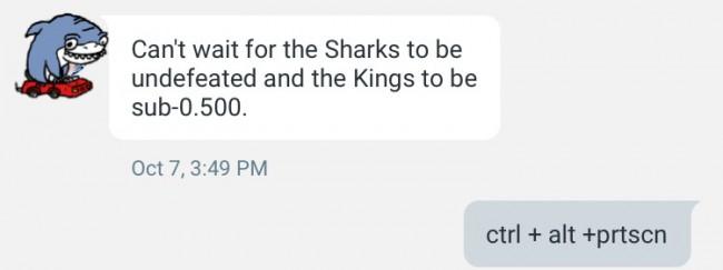 Sharks Fan 1